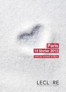 Paris, Drouot, salle VV